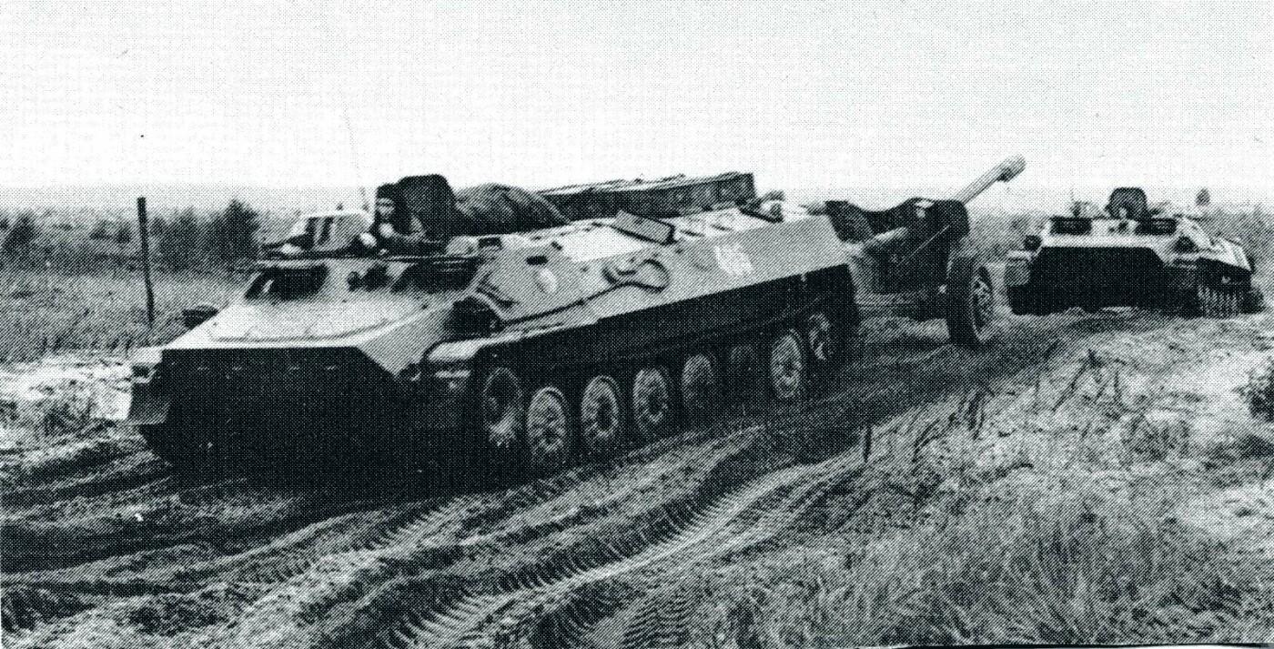 Другая сторона ХТЗ. Как на тракторном заводе создавалось мощнейшее вооружение после Второй мировой, - ФОТО, фото-5