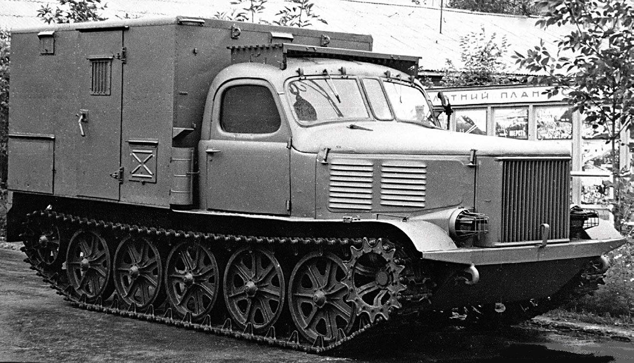 Другая сторона ХТЗ. Как на тракторном заводе создавалось мощнейшее вооружение после Второй мировой, - ФОТО, фото-3