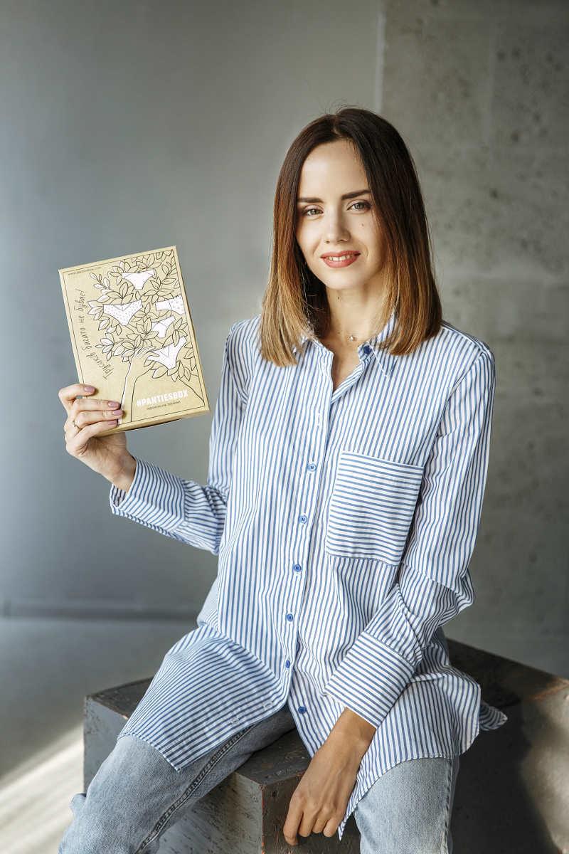 Вера в себя и стремление к качеству: история создания уникального украинского бренда нижнего белья «Pantiesbox», фото-22