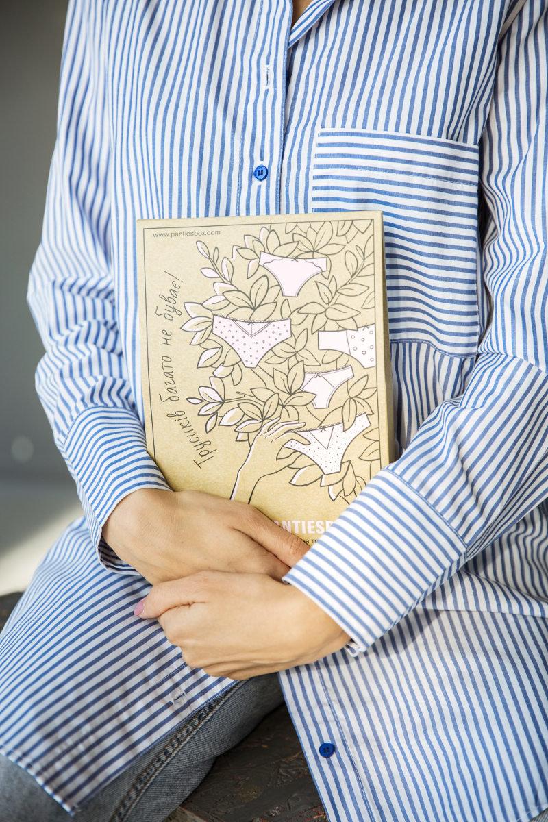 Вера в себя и стремление к качеству: история создания уникального украинского бренда нижнего белья «Pantiesbox», фото-23