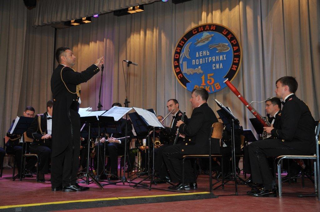 В ХНУВС имени Ивана Кожедуба отпраздновали 15-ю годовщину со дня создания Воздушных сил ВСУ, - ФОТО, фото-4