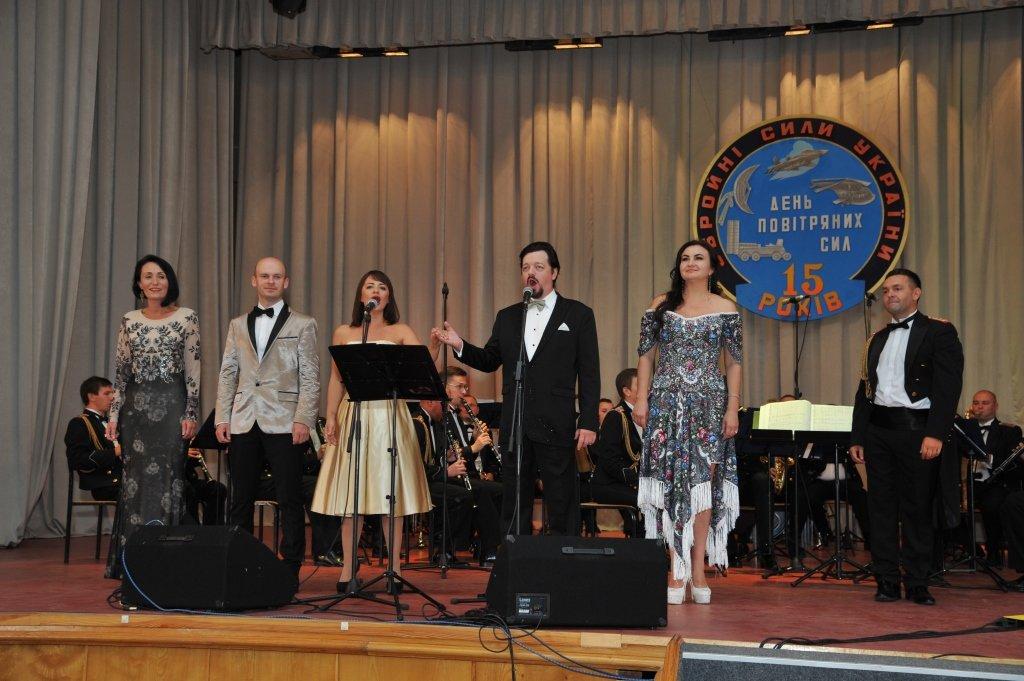 В ХНУВС имени Ивана Кожедуба отпраздновали 15-ю годовщину со дня создания Воздушных сил ВСУ, - ФОТО, фото-5
