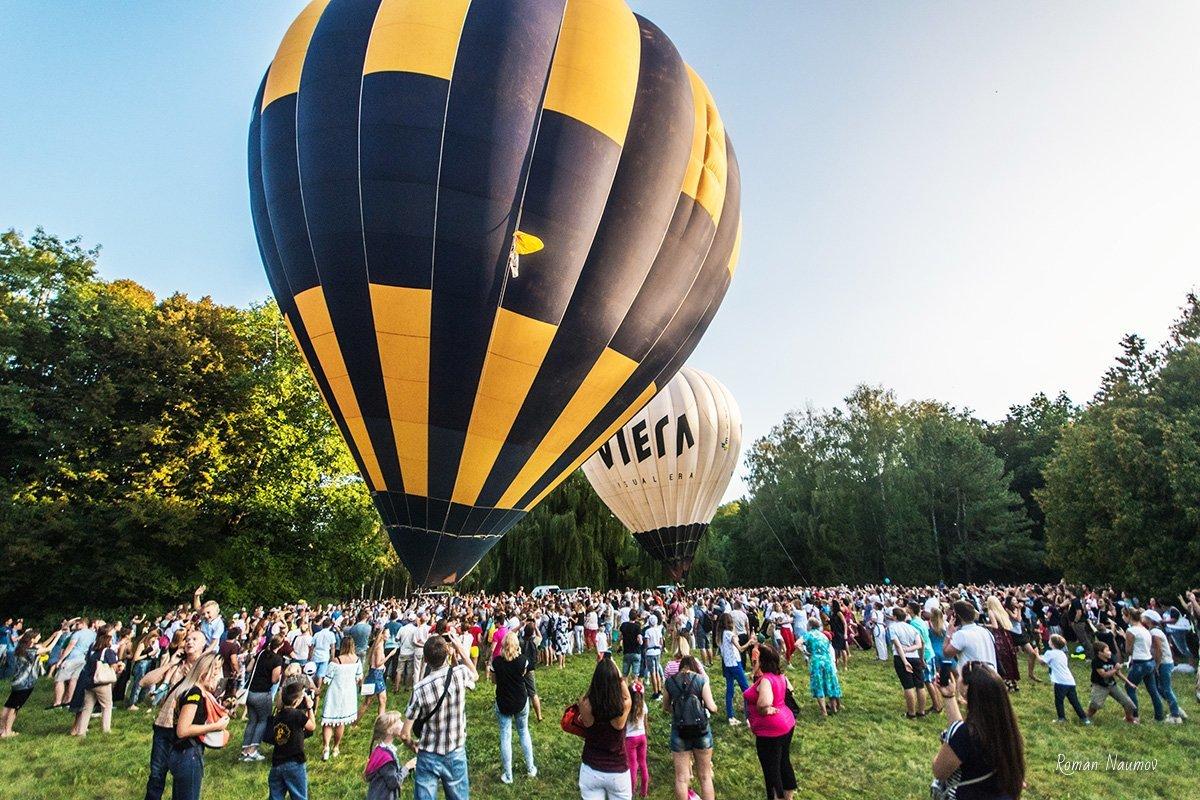 Ко Дню Независимости устроят масштабный фестиваль воздушных шаров   , фото-1
