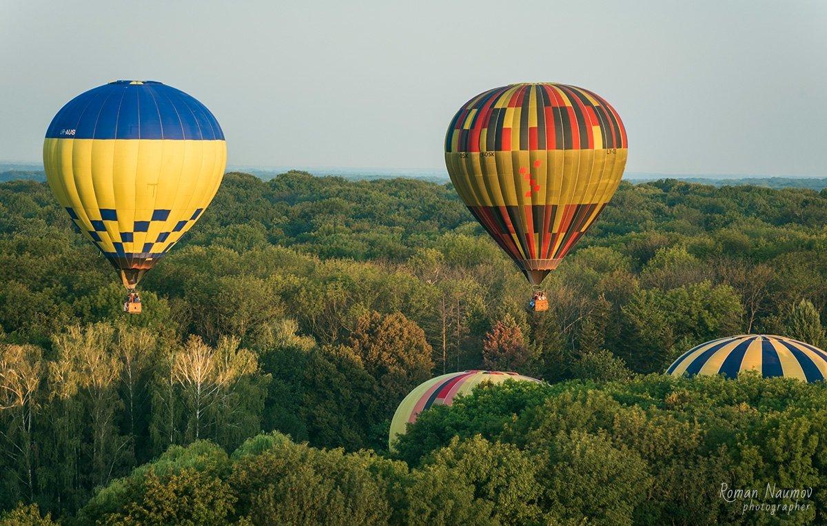 Ко Дню Независимости устроят масштабный фестиваль воздушных шаров   , фото-12
