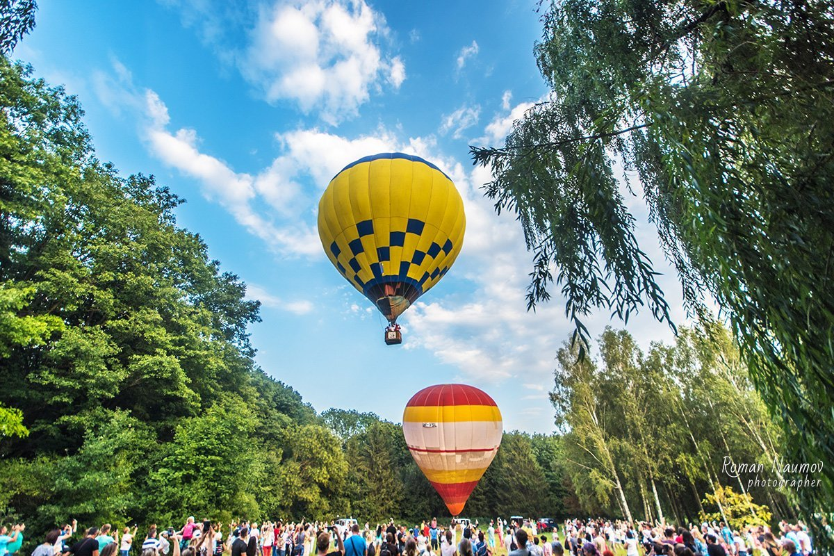 Ко Дню Независимости устроят масштабный фестиваль воздушных шаров   , фото-7