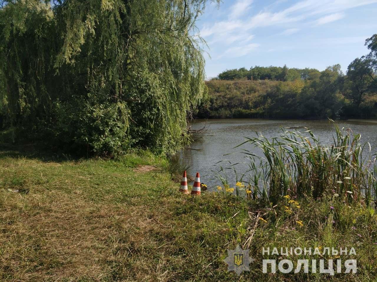 На Харьковщине возле пруда нашли 5 гранат, - ФОТО, фото-1