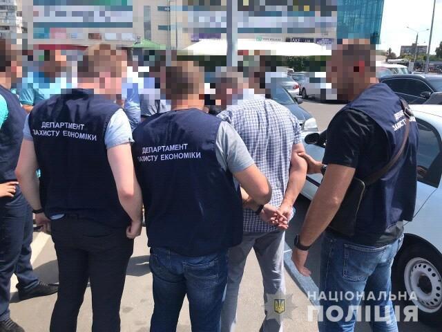 В Харькове чиновник Госгеокадастра попался на взятке в 20 тысяч гривен, - ФОТО, фото-1