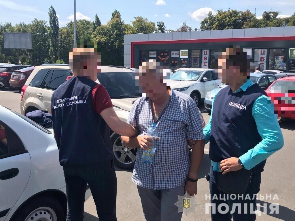 В Харькове чиновник Госгеокадастра попался на взятке в 20 тысяч гривен, - ФОТО, фото-2
