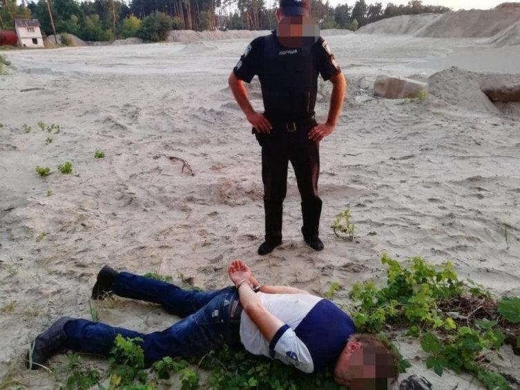 В Киеве харьковчане расстреляли мужчину. За его жизнь борются врачи, - ФОТО, фото-1