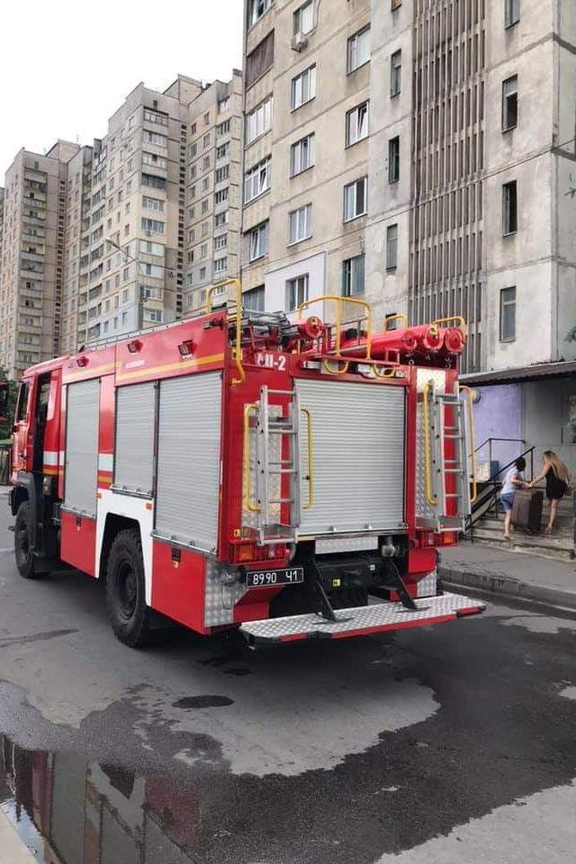 Неосторожно обращались с огнем: в Харькове загорелась квартира в «многоэтажке», - ФОТО, фото-1