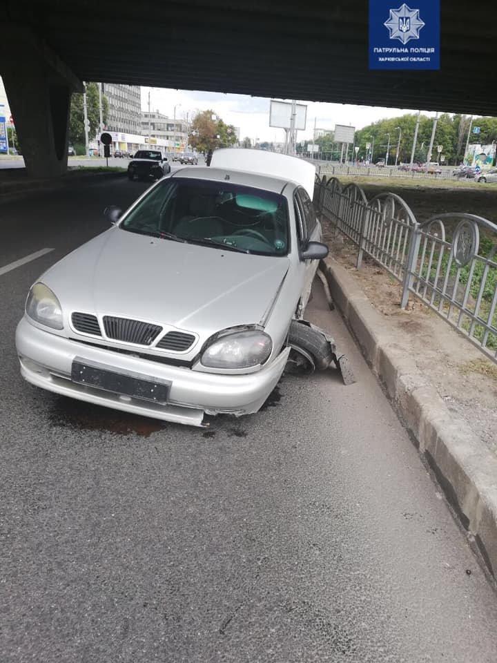 В Харькове не поделили дорогу две «легковушки»: пострадала женщина, - ФОТО, фото-2