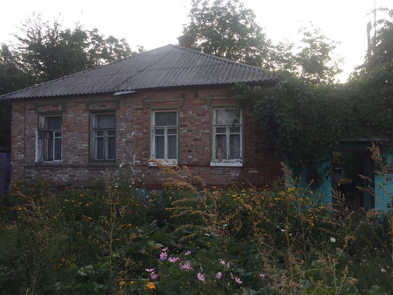 В Харькове загорелся частный жилой дом: спасатели нашли труп пенсионерки, - ФОТО, фото-1