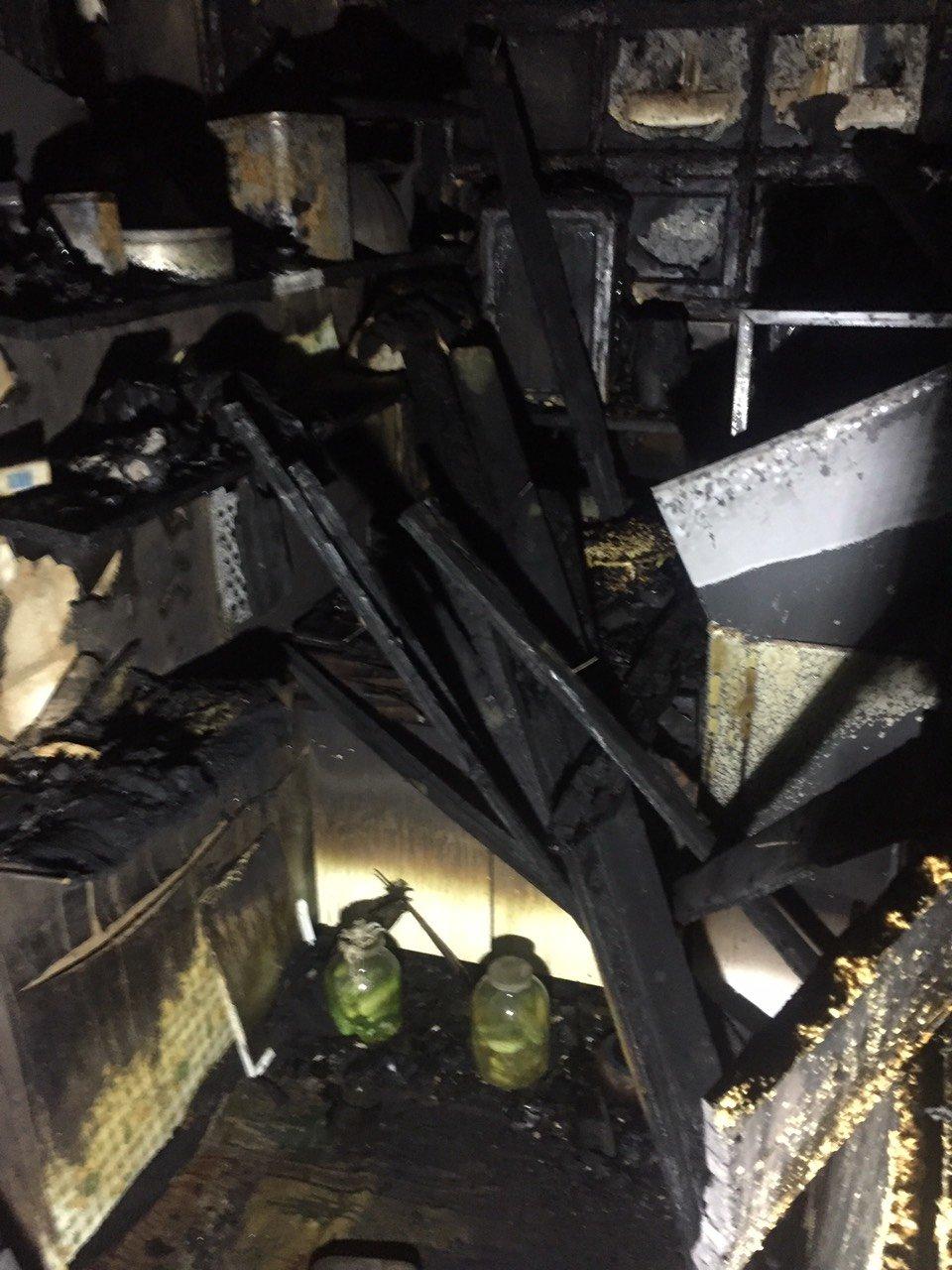 В Харькове загорелся частный жилой дом: спасатели нашли труп пенсионерки, - ФОТО, фото-3