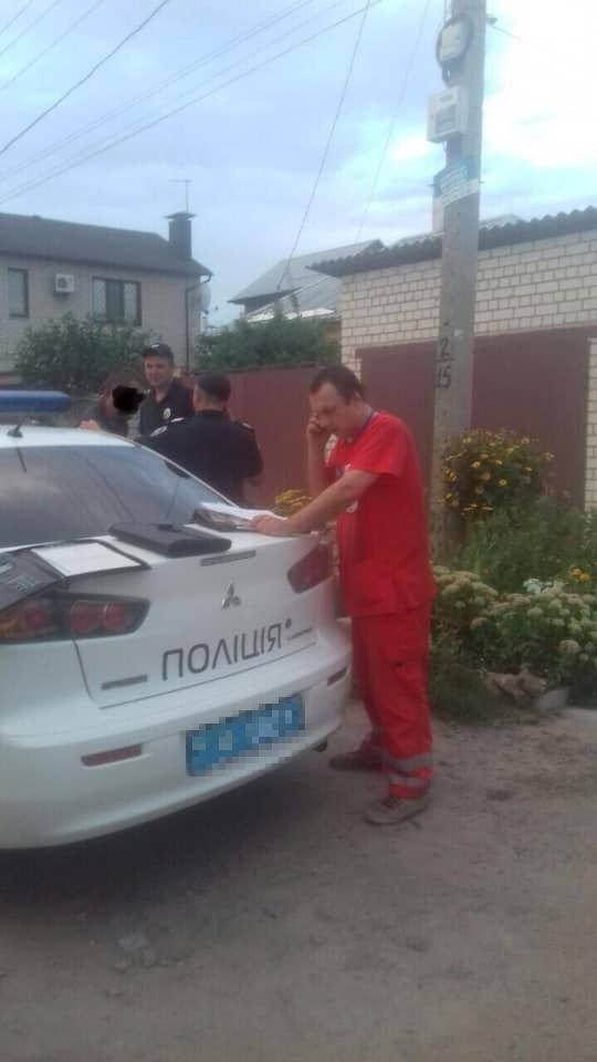 В Харькове пьяный пациент кидался на медиков с ножом, - ФОТО, фото-1