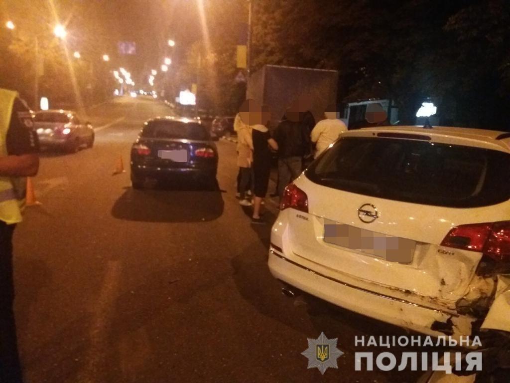 ДТП с патрульной машиной: в харьковской полиции рассказали подробности аварии, - ФОТО, фото-2