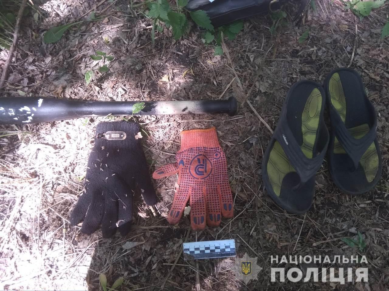 Ударили битой по голове и украли деньги: под Харьковом на бизнесмена напали неизвестные, - ФОТО, ВИДЕО, фото-1