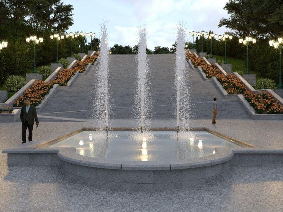 Миллионы гривен на реконструкцию: сколько денег потратят на ремонт «Каскада», - ФОТО, фото-1