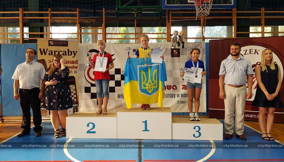 Харьковчанка стала чемпионкой Европы по шашкам, - ФОТО, фото-1