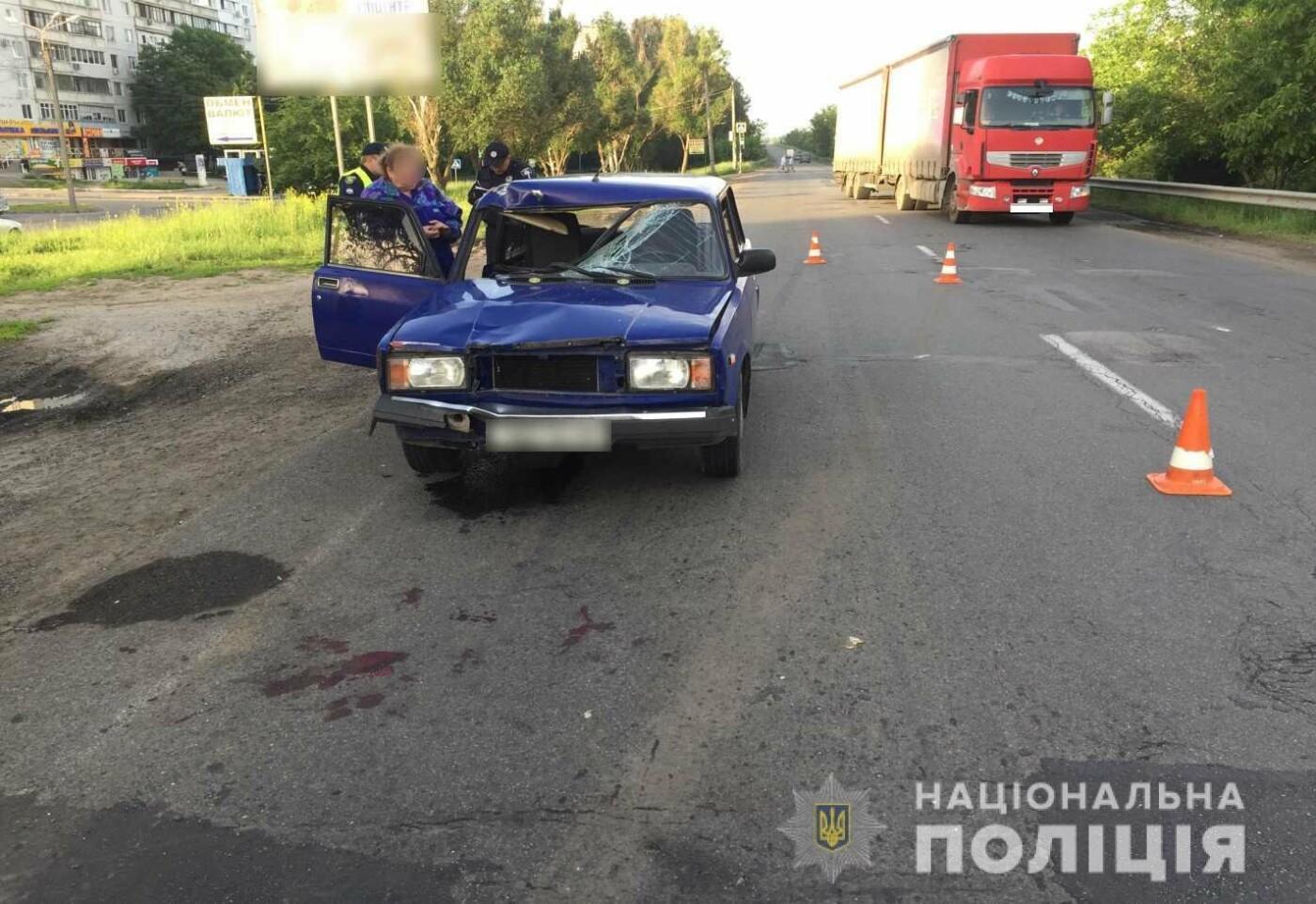 Харьковская полиция разыскивает свидетелей ДТП, в котором пострадал пешеход, - ФОТО, фото-3