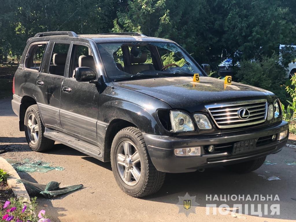 Полиция задержала мужчин, пытавшихся захватить госпредприятие на Харьковщине, - ФОТО, фото-3