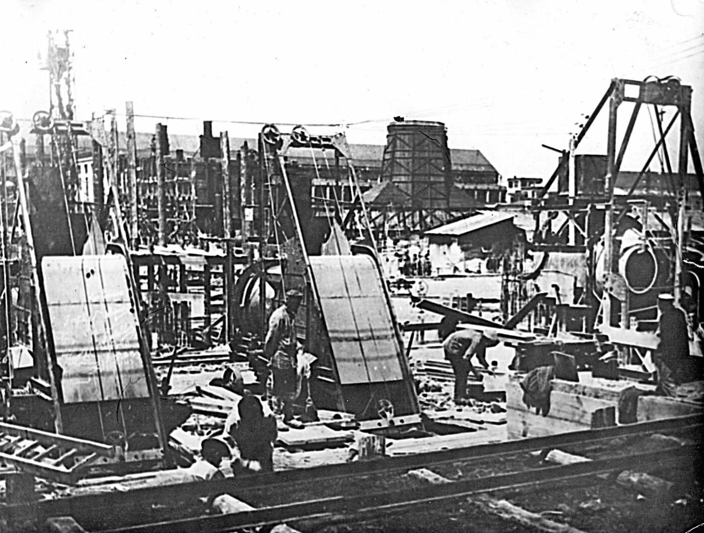 История мощнейшего харьковского завода. От изготовления оружия до восстановления города, - ФОТО, фото-2