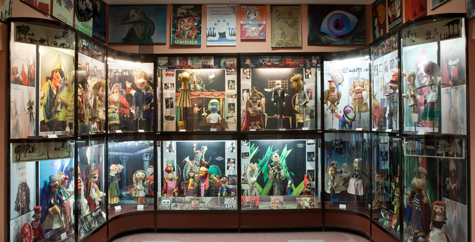 фото: Музей театральных кукол