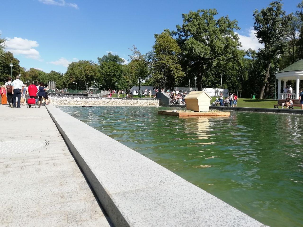 Сколько денег потратили на реконструкцию «Каскада» и озеро в саду Шевченко, - ФОТО, фото-6