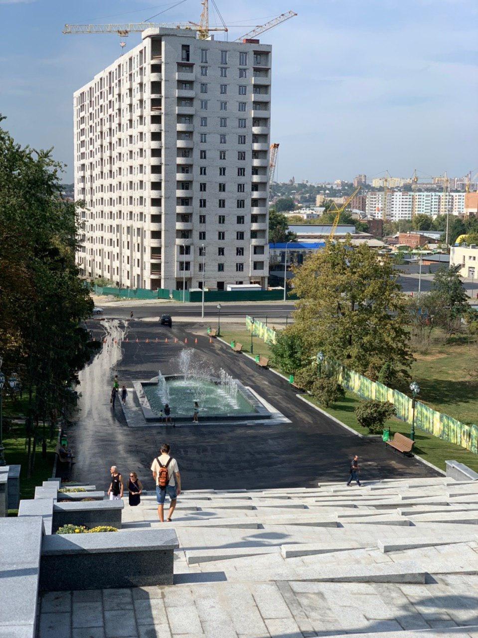 Сколько денег потратили на реконструкцию «Каскада» и озеро в саду Шевченко, - ФОТО, фото-4