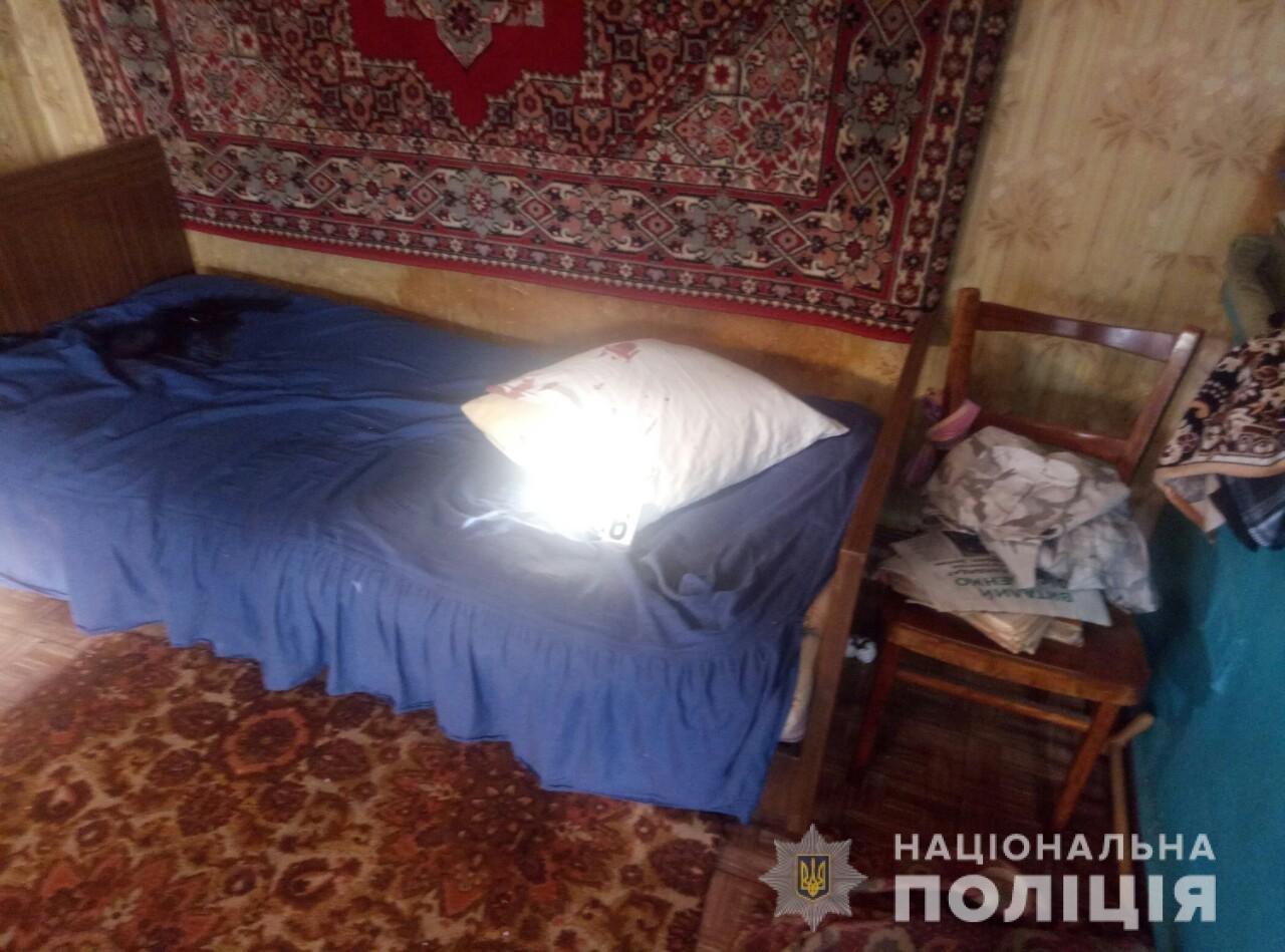 Под Харьковом мужчина ударил ножом в шею свою любовницу и лег спать, - ФОТО, фото-2