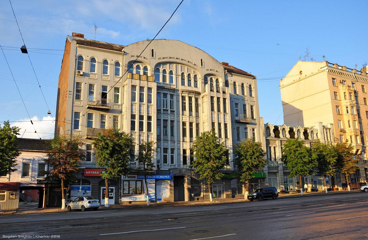 Истории старинных зданий: ТОП-10 красивых доходных домов Харькова, - ФОТО, фото-16