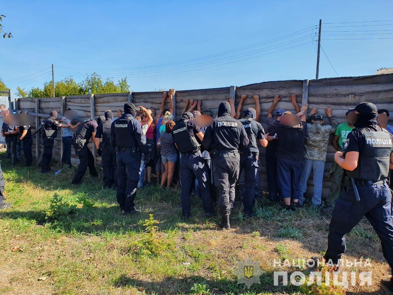 На Харьковщине работники лесхоза напали на журналиста одного из телеканалов, - ФОТО, ВИДЕО, фото-1