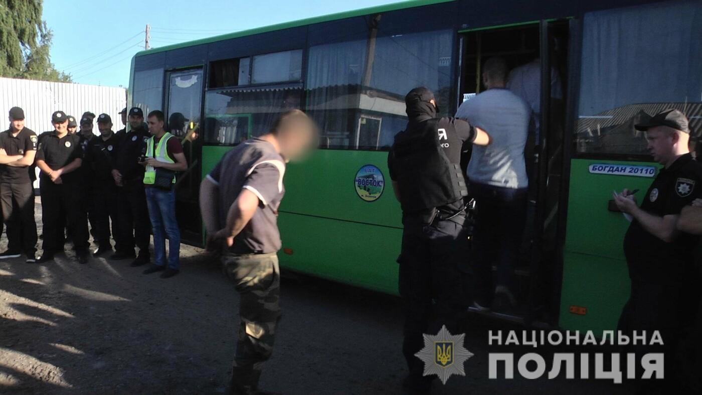 Избиение журналиста под Харьковом: полиция задержала нападавших, - ФОТО, ВИДЕО, фото-2