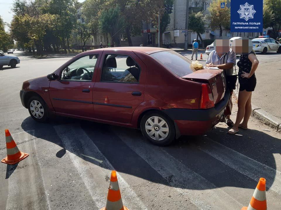В Харькове не поделили дорогу два легковых автомобиля, - ФОТО, фото-2