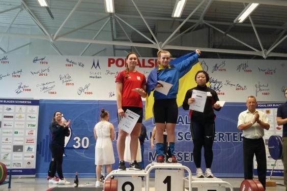 Харьковчанки победили на престижном Международном турнире по тяжелой атлетике, - ФОТО, фото-1