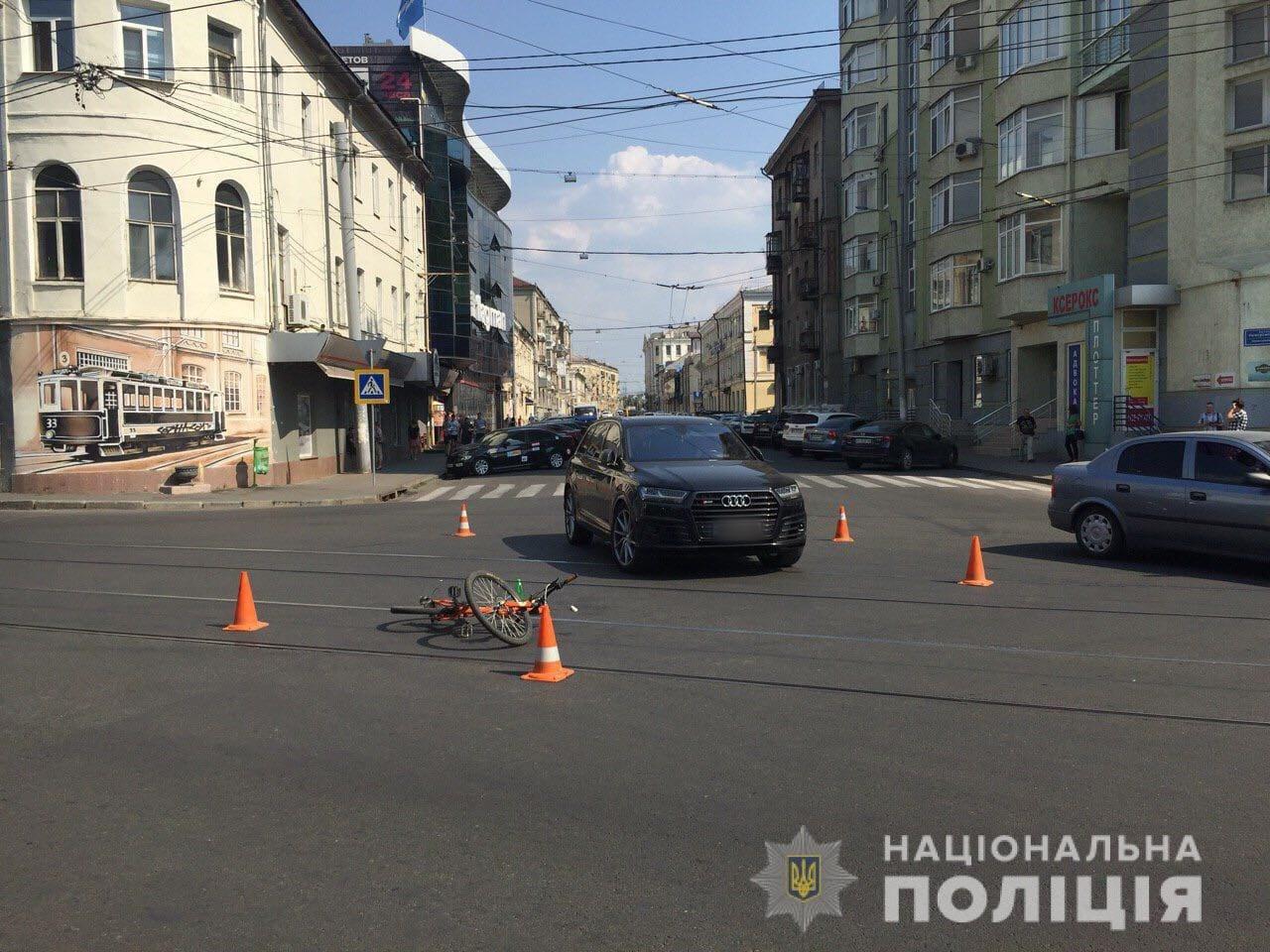 В Харькове в ДТП погиб мотоциклист и пострадали несколько человек, - ФОТО, фото-2