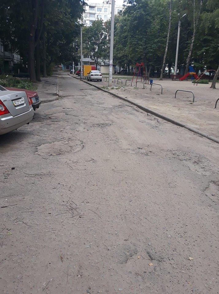 Трамвайные «дрифты» и Москалевка: ТОП-10 разбитых дорог в Харькове, по которым лучше не ездить, - ФОТО, фото-16