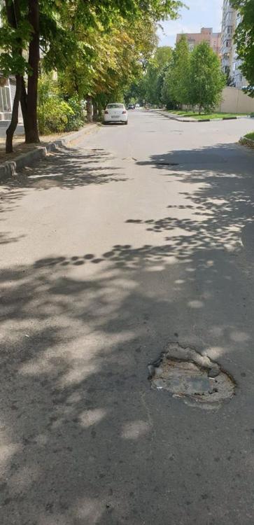 Трамвайные «дрифты» и Москалевка: ТОП-10 разбитых дорог в Харькове, по которым лучше не ездить, - ФОТО, фото-12