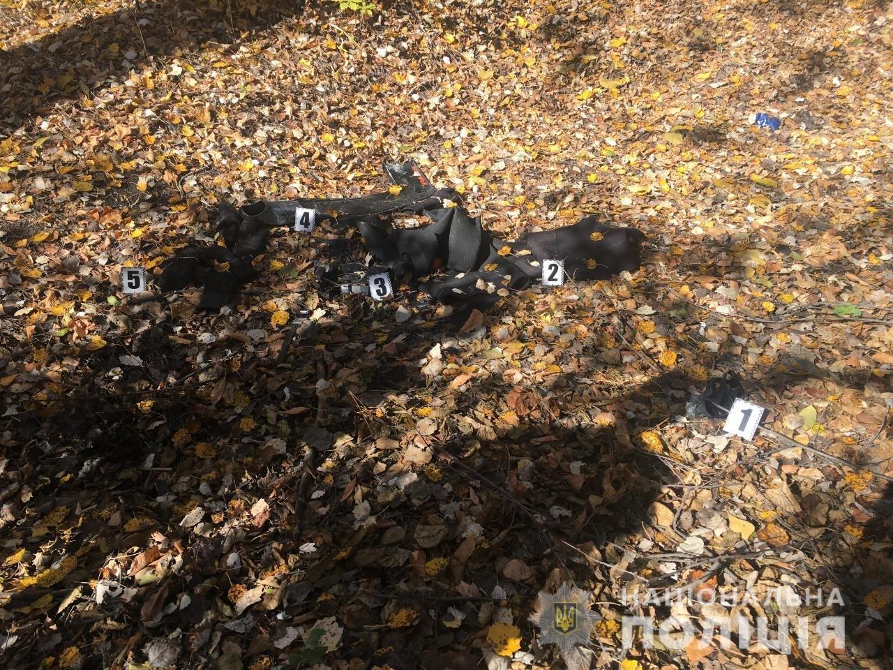 Напал и ограбил дайвера на Харьковщине: полиция задержала подозреваемого, - ФОТО, фото-2