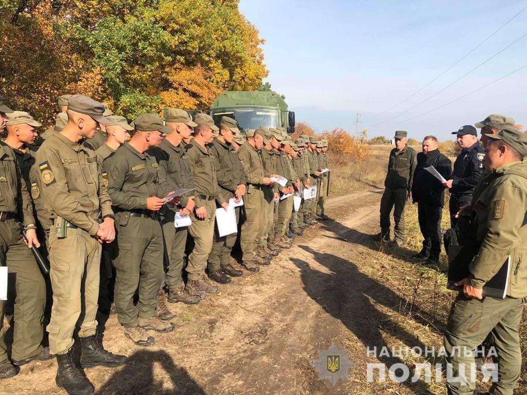 Под Харьковом военные и полицейские разыскивают пропавшего пенсионера, - ФОТО, фото-1
