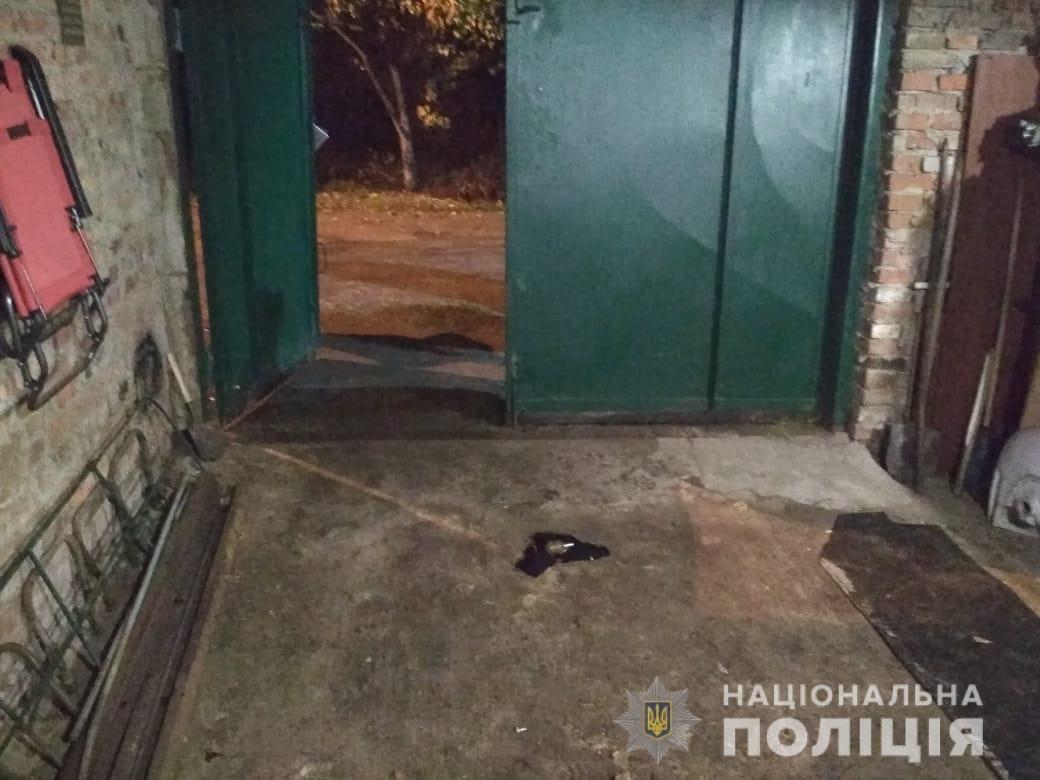 В Харькове задеражли военного, который угрожал взорвать гранату возле дома, - ФОТО, фото-1