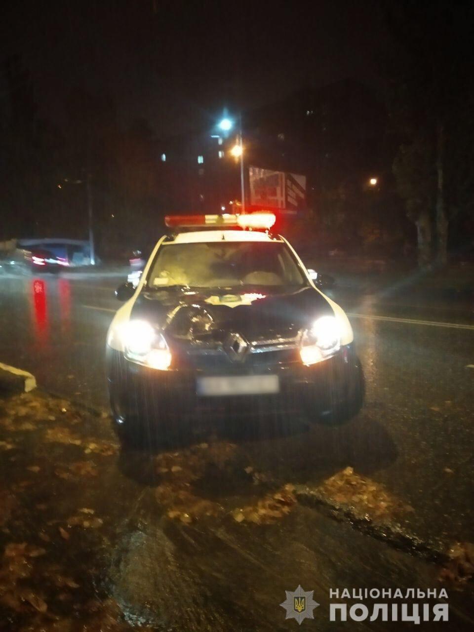 В Харькове автомобиль службы охраны сбил насмерть пешехода, - ФОТО, фото-1