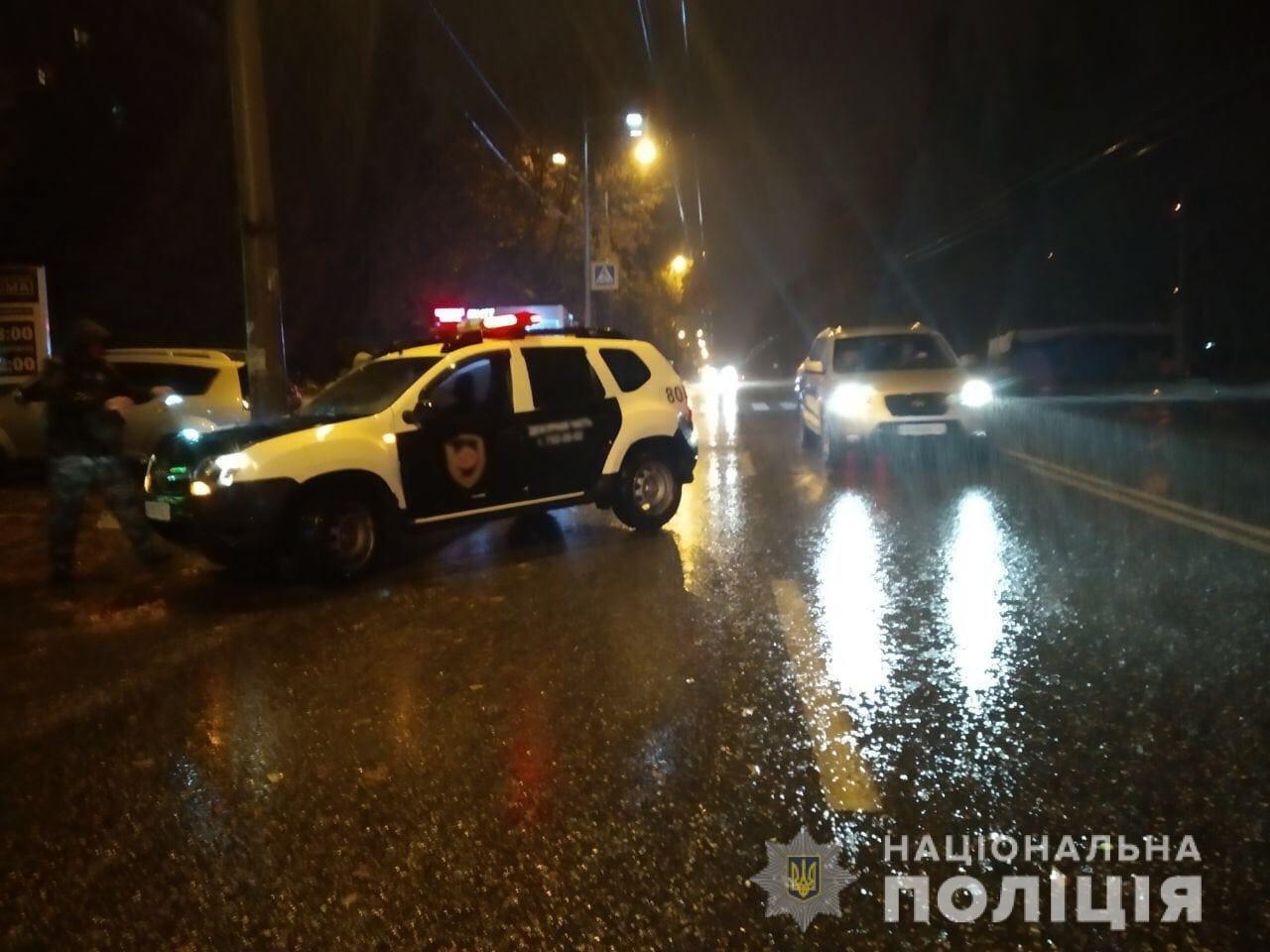 В Харькове автомобиль службы охраны сбил насмерть пешехода, - ФОТО, фото-2