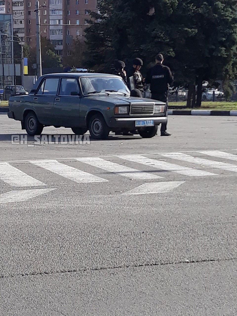 В Харькове неизвестные напали и украли у мужчины миллион: по городу и области введен план «Перехват», - ФОТО, ВИДЕО, фото-3