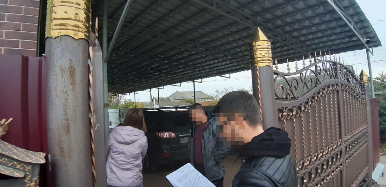Вырубка деревьев на Харьковщине: СБУ провела обыски в лесхозе, - ФОТО, ВИДЕО, фото-1