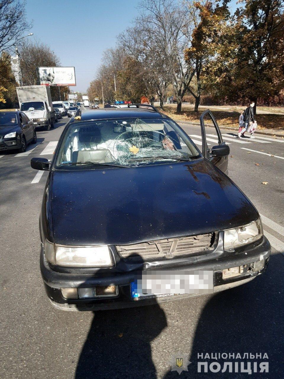 В Харькове пенсионер на легковом авто «снес» маму с двумя дочерями: трое пострадавших в больнице, - ФОТО, ВИДЕО, фото-2