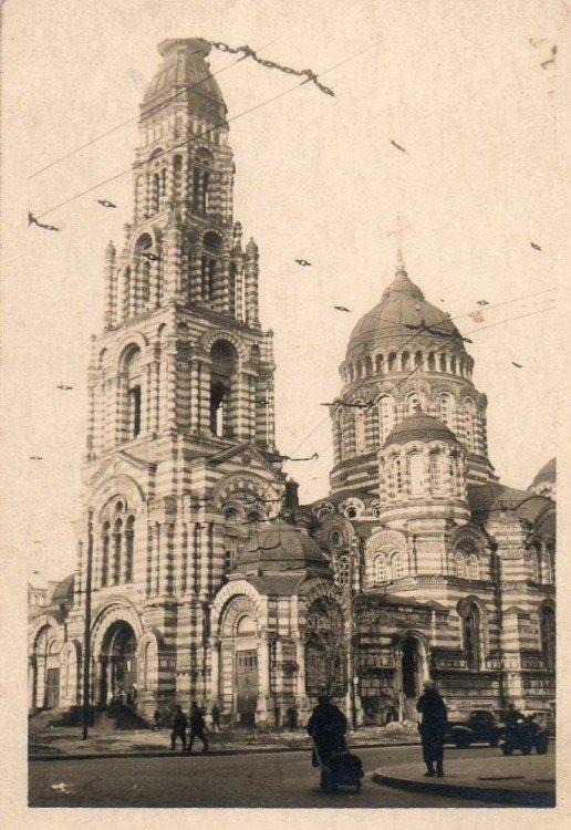 История самого большого собора Харькова, находившегося под репрессиями властей СССР и нацистской оккупацией, - ФОТО, фото-8