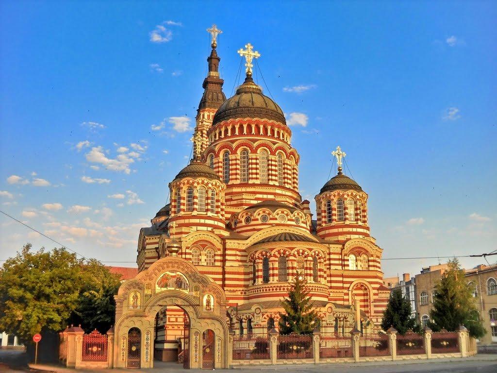 История самого большого собора Харькова, находившегося под репрессиями властей СССР и нацистской оккупацией, - ФОТО, фото-10