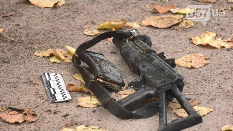 Парик, автомат и патроны: что нашли в машине подорвавшегося на ЮЖД стрелка, - ФОТО, фото-7