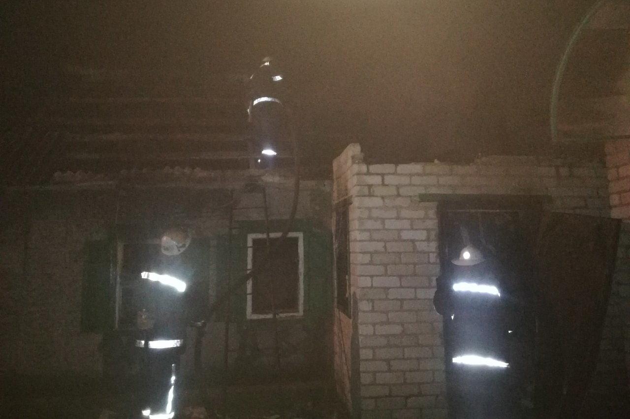 Под Харьковом мужчина сгорел в собственном доме из-за окурка, - ФОТО, фото-2