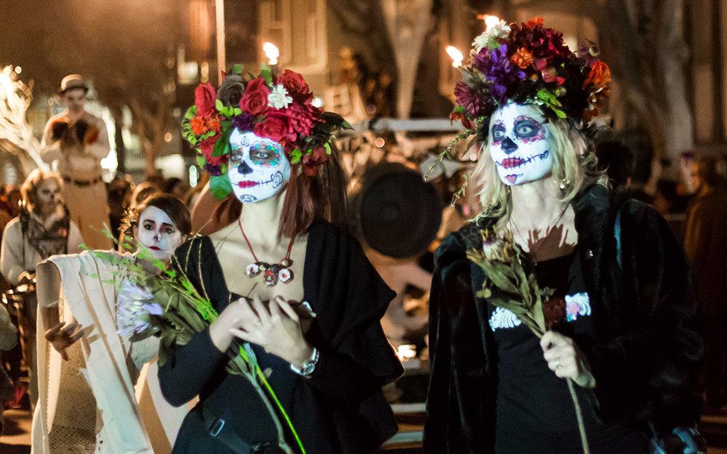 Хэллоуин в Харькове для детей и взрослых: цирк ужасов, путешествие в Хогвартс и черный юмор, - ФОТО, фото-3